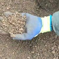 出售干磨铁粒,比重高,全上磁,可惨破碎料,粒子钢,干净无粉。