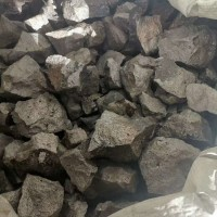 新到现货 低价出售: 65#高碳锰铁厂价直销 6618#硅锰加工块两车