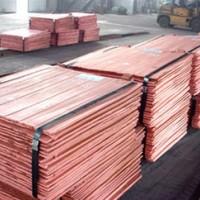 出售上海出进口电解铜800吨,99.994%