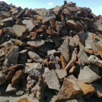 大量收镍铁 镍铁块,颗粒,炉底 不锈钢球磨料 不锈钢破碎料