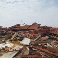 陕西咸阳乾县处置150吨废钢模板和燃煤锅炉,不含税