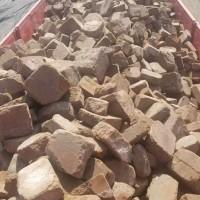 本人大量现金收购水泥窑拆下的镁铁、镁铝砖