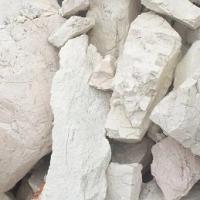 因场地原因便宜出售200吨特级高铝高岭土,铝57,白88,铁0.5,需要联系