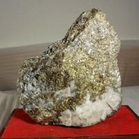 大量收购含砷金矿与铜矿