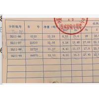 出售铅锌铜混合精矿1000吨:Cu:8-12%,Pb:18-23%,Zn:8-12%,Au:3-5克/吨,Ag:300-500克/吨, S:20%,