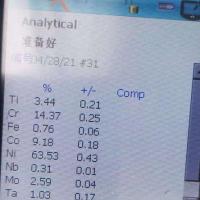 长期出售高镍刨花 ,含镍 14.37