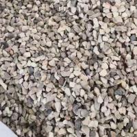 铁皮竖炉高温煅烧料,巴马克加工的骨料,铝70%/75%/80%,高体密