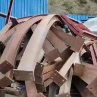 ️云南楚雄双柏县处置有308吨钢模板,7.27号看货,含税
