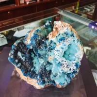求购锌矿里的结晶体